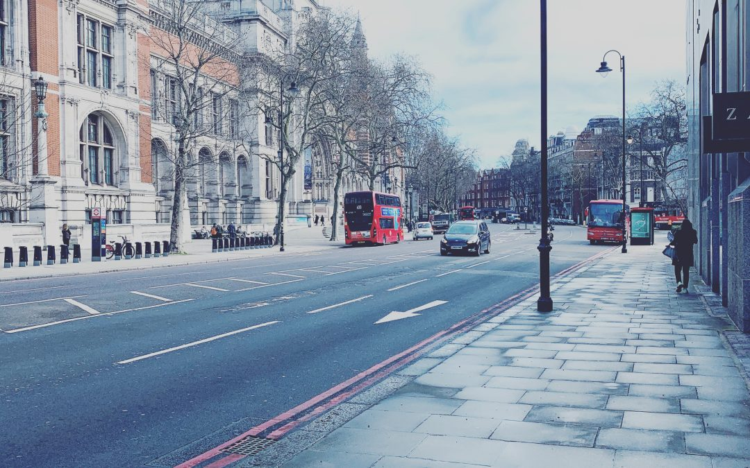 Locked Down in London. It's been 10 days and I'm desperate to go home